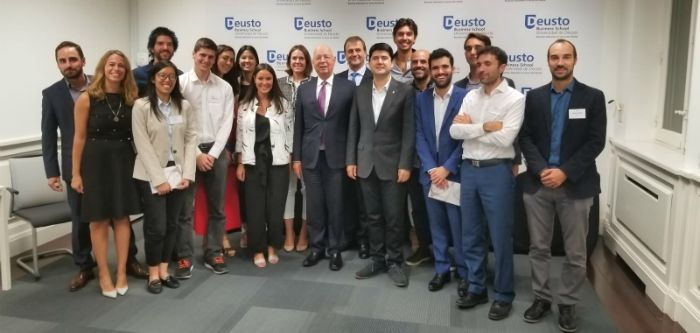 B+I Strategy participa en una reunión del World Economic Forum